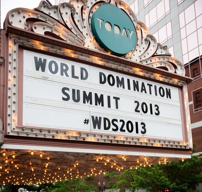 35 Motivational, Inspirational, Go Live Your Dreams Quotes from the World Domination Summit #WDS2013