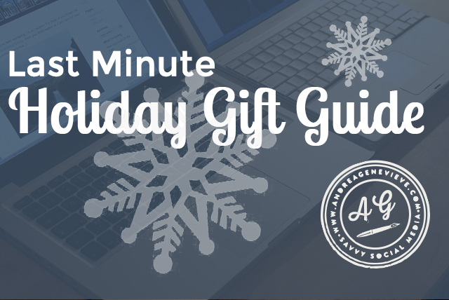 15 Last Minute Holiday Gifts for the Creative Entrepreneur