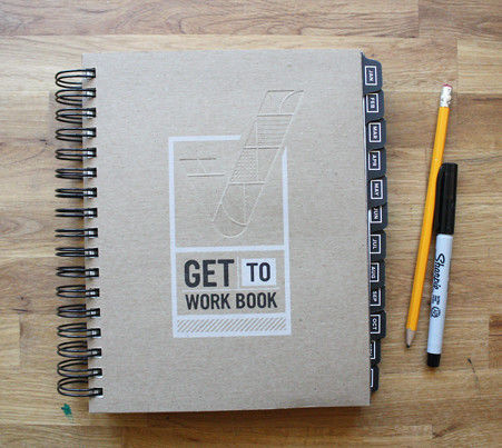 Get To Work Planner